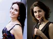CANTUS Singende Klangwelten - Sibylle & MirjamTschopp Violine/Viola