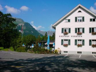 Hotel-Restaurant Vorauen - 1