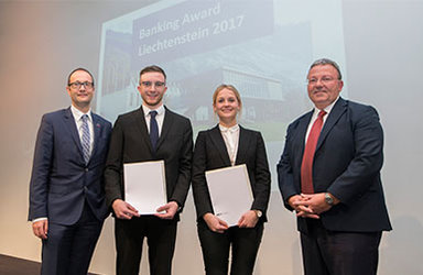 Save the Date: Banking Award Liechtenstein 2018