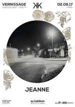 Exposition : Jeanne Favre