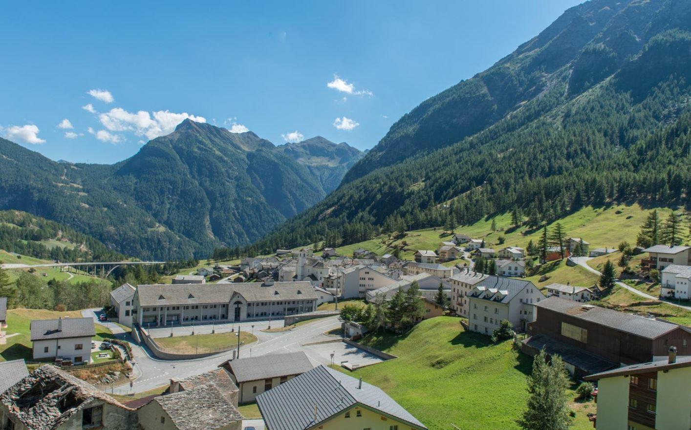 Heimattagung Simplon Dorf - Donnerstag