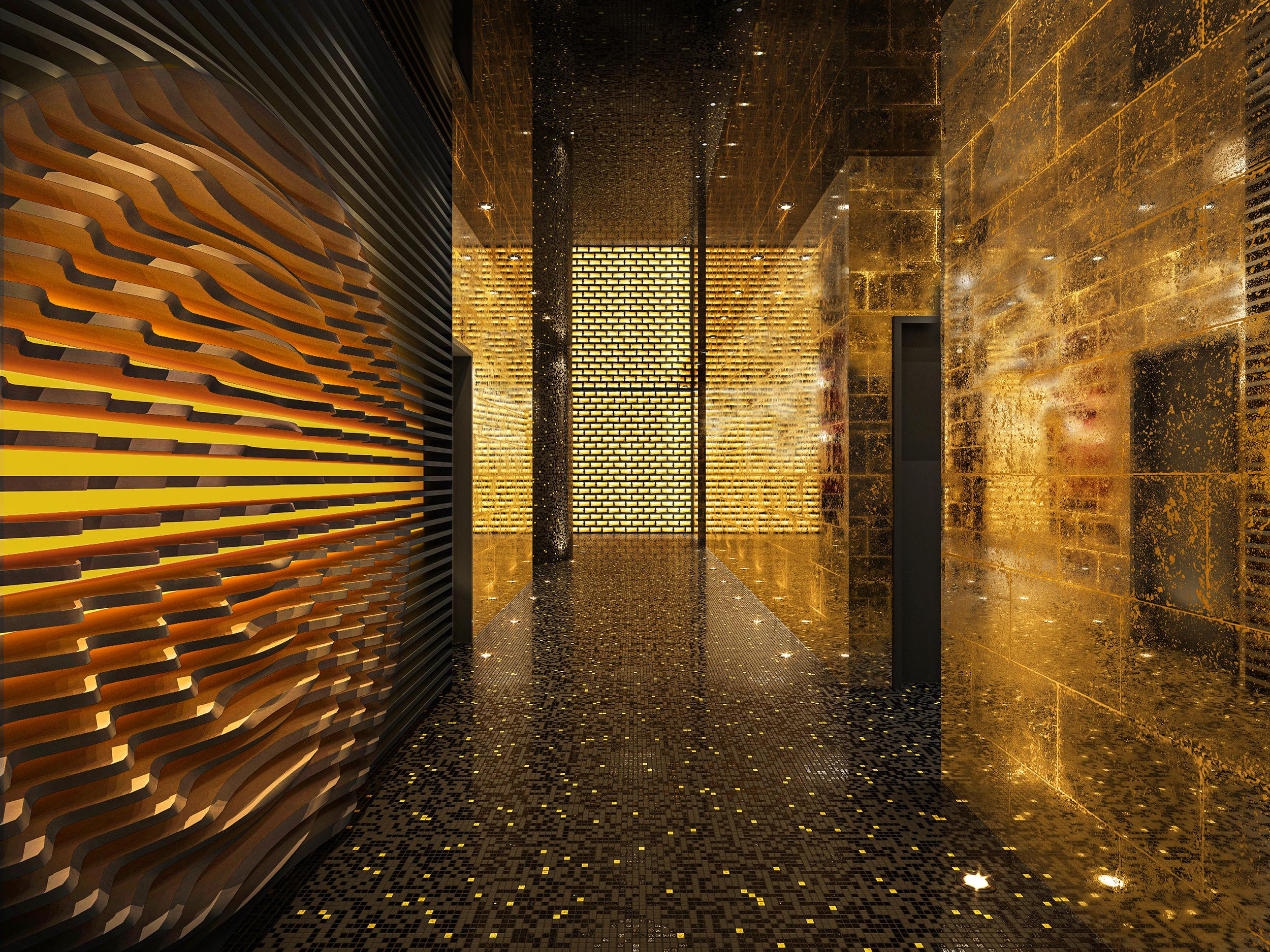 Eröffnung Saunawelt Tamina Therme