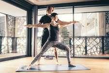 Yoga in der Kleingruppe - schauen Sie vorbei!