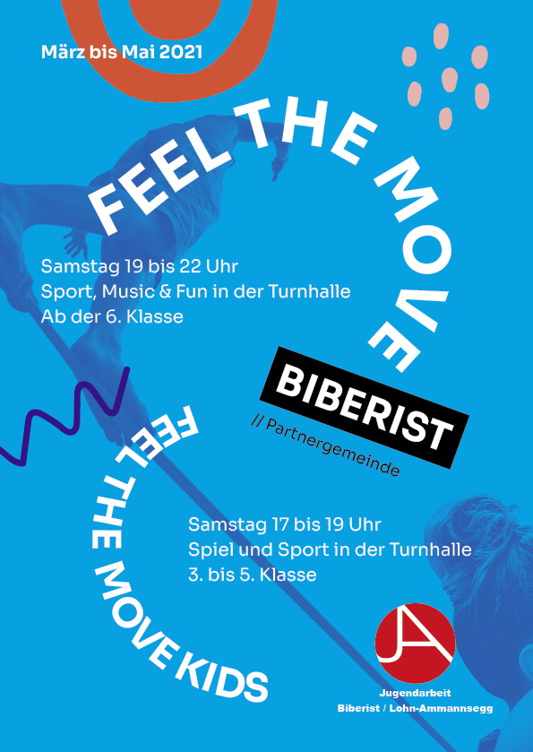 Feel the move Kids - Jugendarbeit