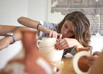 Crockery-stories: Making pots in the Romans way