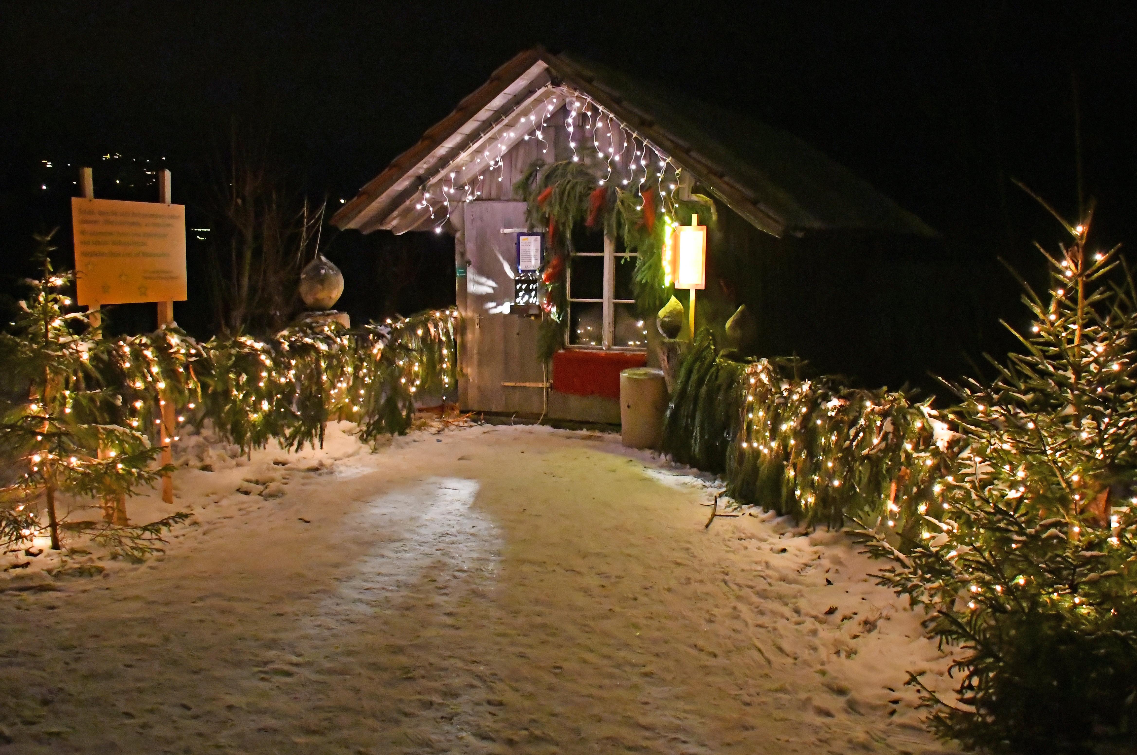 Bild Wiehnachtswäg