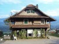 Bio Hof Eggmatt: Ferienhaus