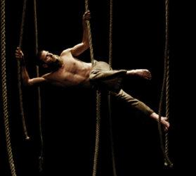 Zeitgnössischer Circus