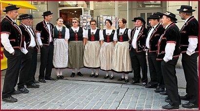 Jodelclub Klein Rigi / Schönenberg-Kradolf