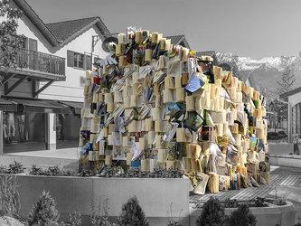 @home Kunstbuchhaus: Erlebbare Kunst, die berührt - 1
