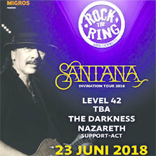Rock the Ring 2018 - Stehplatz & Golden Circle 3-Tagespass