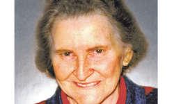 Verstorben: Cäcilia Schmidig hat zirka 30 Volkslieder komponiert. Einige sind sehr bekannt.