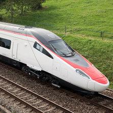SBB Führerstandsfahrt im ETR 610 ab Bern - 1