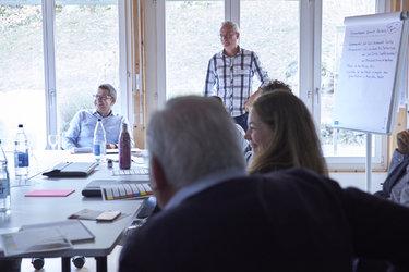 Im Forum wurden Grundlagen dafür erarbeitet, wie faire Mode in der Schweiz Zukunft hat. Bild: Timmy Memeti