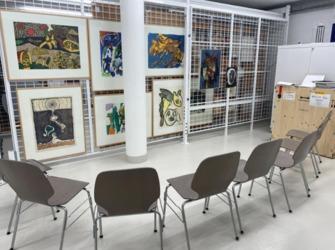 Sammlungseinblick, www.kunsthausglarus.ch