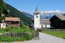 Kirche Valzeina