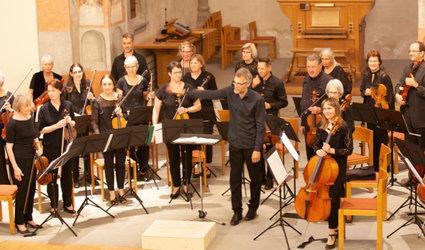 Adventskonzert Orchesterverein Rüti und Aarau
