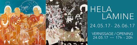Exposition : Hela Lamine