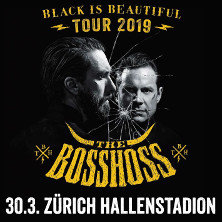 The BossHoss - Black is Beautiful Tour