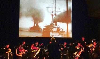 Stummfilm «Panzerkreuzer Potemkin» mit Live-Orchester