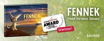 Baeschlin Bilderbuch «Fennek» gewinnt den youngCaritas-Award 2018 - 1