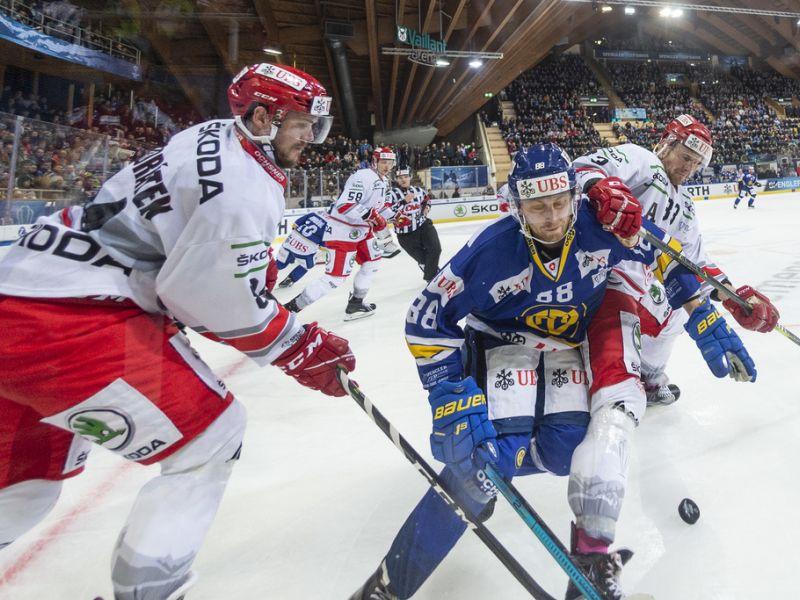 94. Int. Eishockey-Turnier um den Spengler Cup 2021