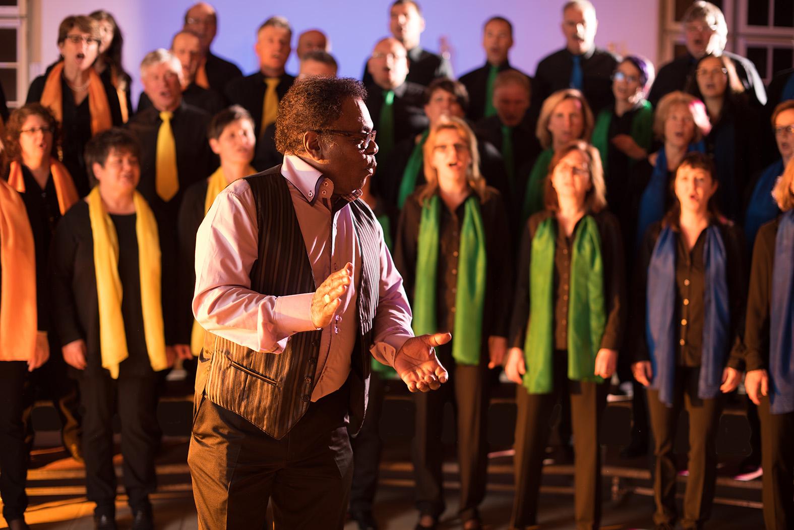 Gospelkonzert Rainbow Chor