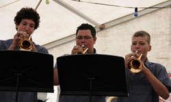 Brass macht Spass: das zeigen die Ibächler immer wieder bei Ihren aussergewöhnlichen Konzerten.