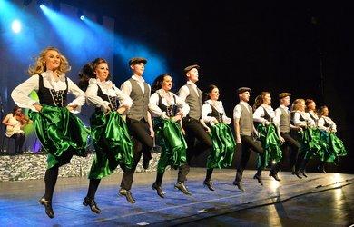 Danceperados of Ireland - Whiskey you are the devil!
