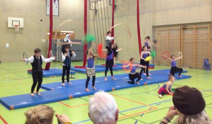 Zirkuswochen in Uster, Ferien 2020