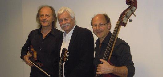 Mark Küng Trio  - Swing for Life - 1