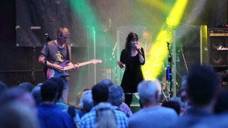 Grooveline am Stadtfest Dübendorf!