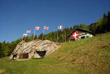 Pré-Giroud Military Fort (claudejaccard.com)