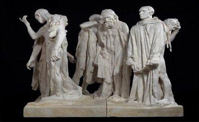 Exposition Rodin-Giacometti - 1