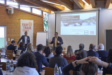Das 2. Zukunftsforum «Ethical Fashion Switzerland» fand am 14. November 2018 in Glarus Nord statt. Bild: Timmy Memeti