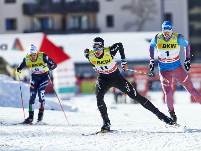 FIS Langlauf Weltcup - Davos Nordic
