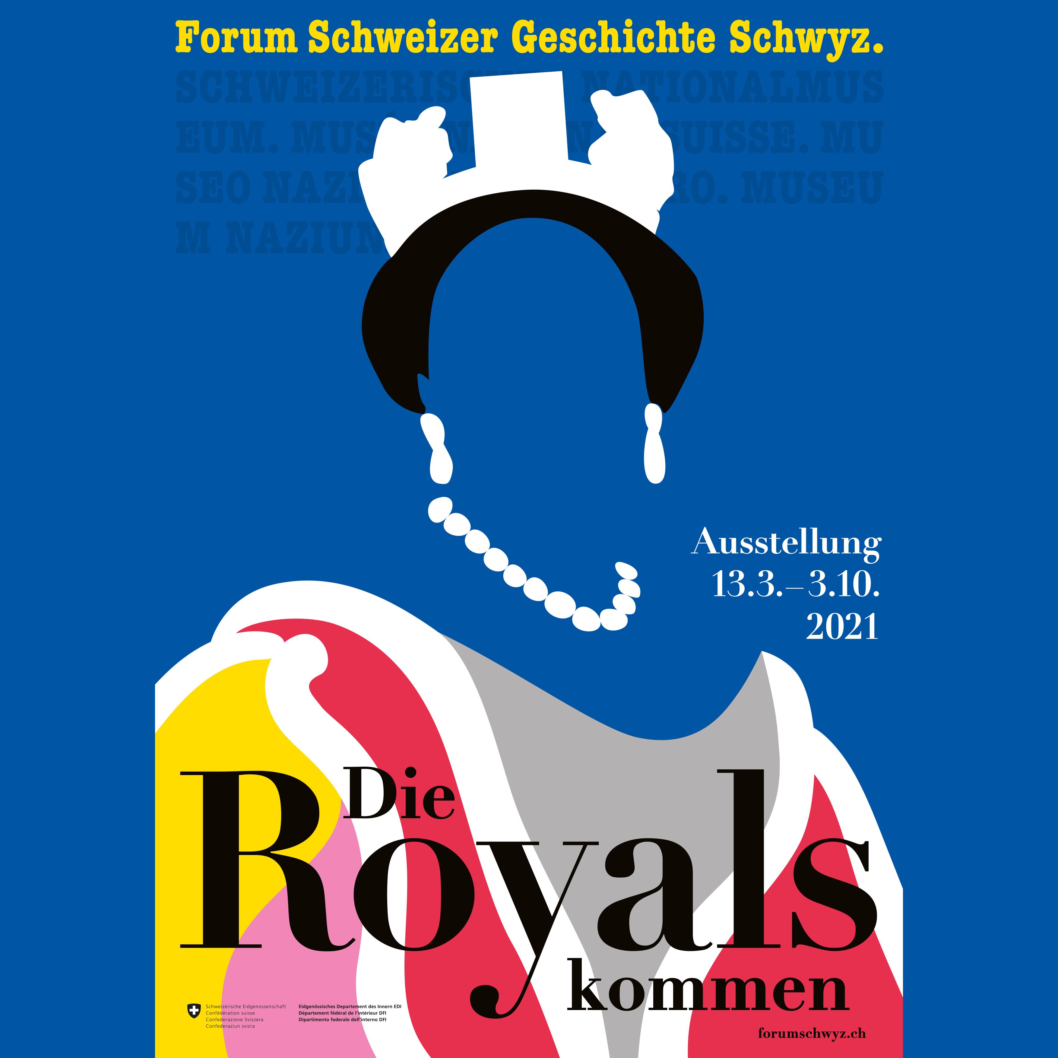 Die Royals kommen