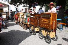 14. Internationales Drehorgelfestival Einsiedeln