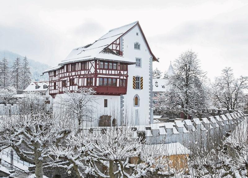 Rekordjahr: Die Besucherzahl des Museums Burg Zug lag 2019 bei knapp 17400. (Bild Regine Giesecke/PD)