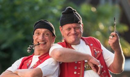 Duo Messer & Gabel «selbertschold?!»