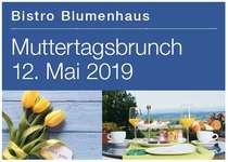 Muttertagsbrunch im Bistro Blumenhaus Buchegg
