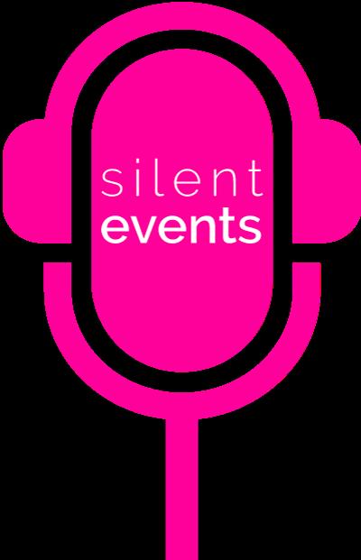 Logo-silent-events-whitelined