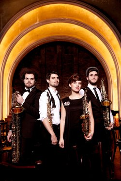 Arcis Saxophon Quartett - American Dreams