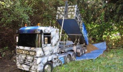 25 Jahr-Jubiläum Mini-Trucker-Team Zürioberland