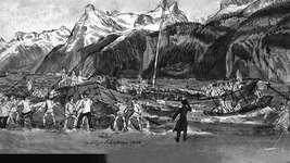 Die Föhnenwache - Dorfrundgang