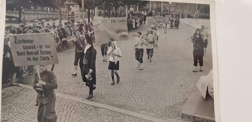 Umzug Landesausstellung 1939