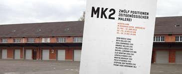 MK2 - Zwölf Positionen zeitgenössischer Malerei
