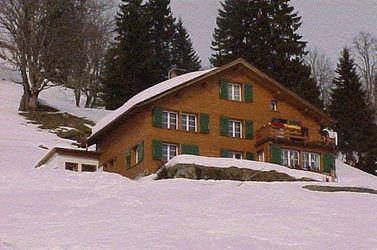 Chalet Oberschwändiberg