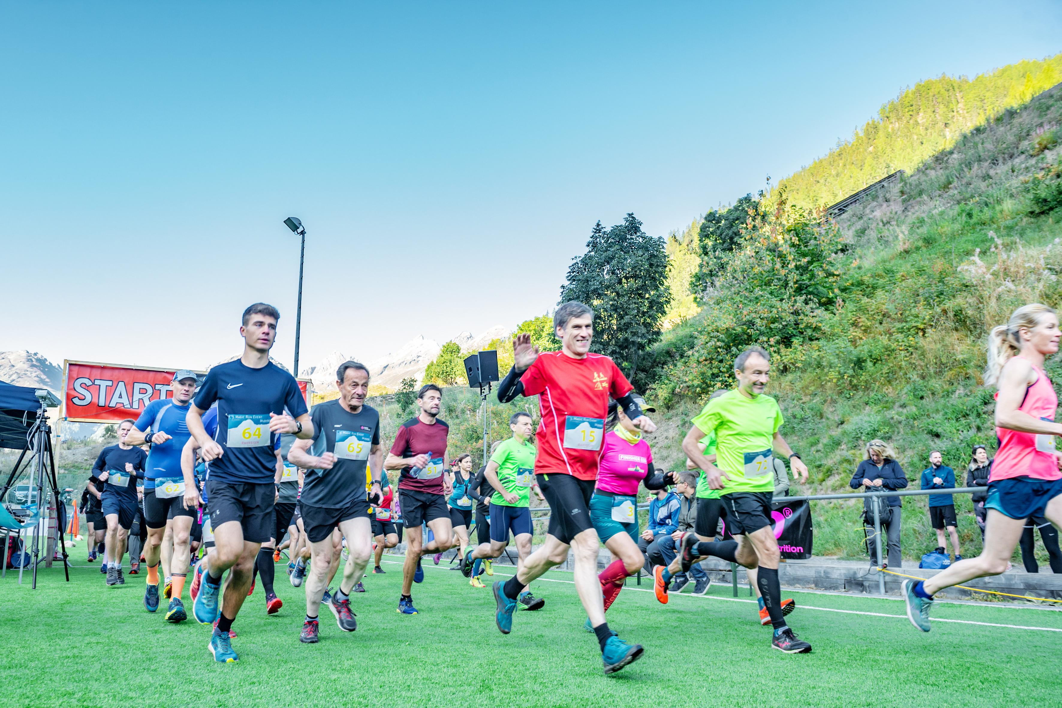 Magic Run Event