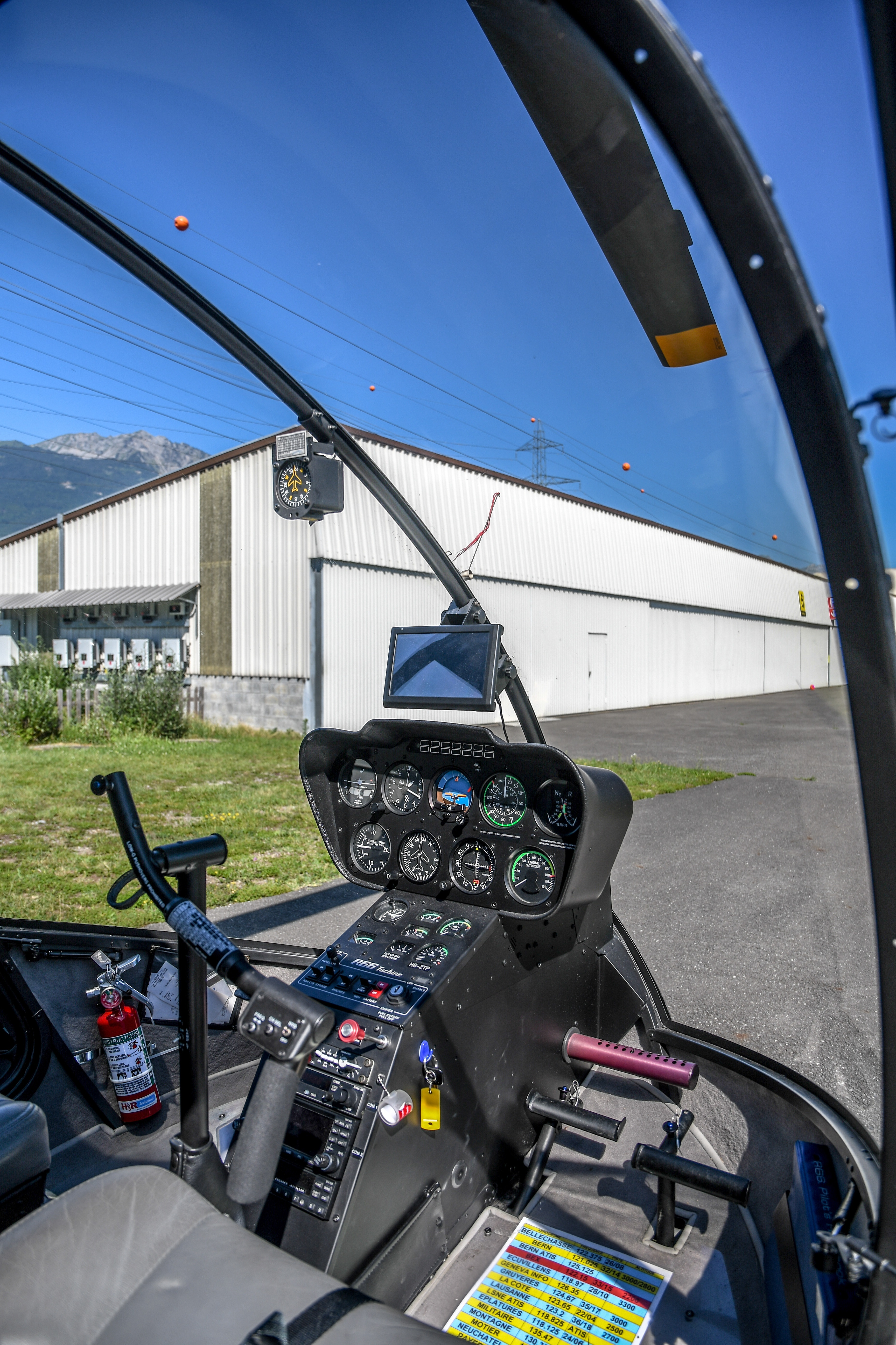 10th Open House day at the aerodrome - Bex - Uster Agenda